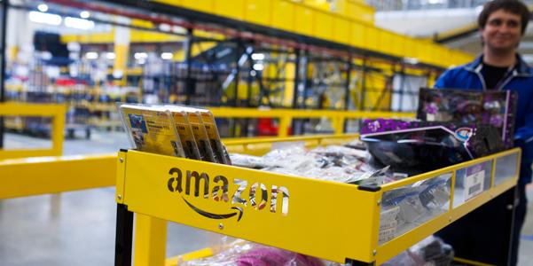 Cambios en la tarífa logística de Amazon España