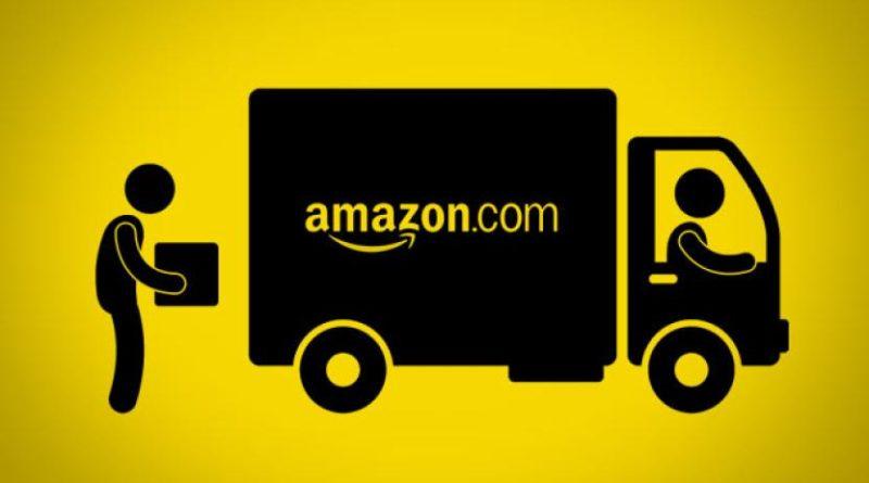 Rumores sobre la compra de una paquetera por parte de Amazon