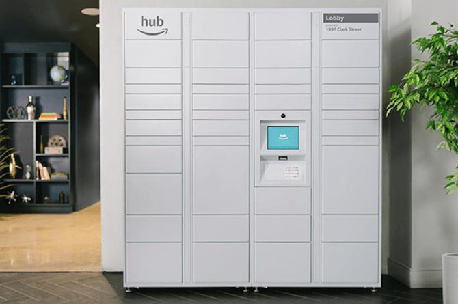 """¿De verdad que Amazon The Hub es un nuevo """"invento""""?"""