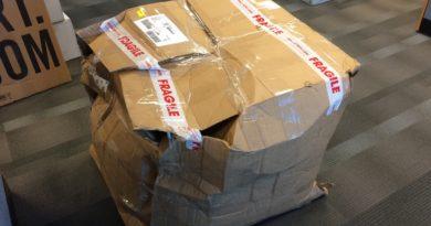 El usuario de tranporte quiere su envío en el plazo acordado y sin roturas