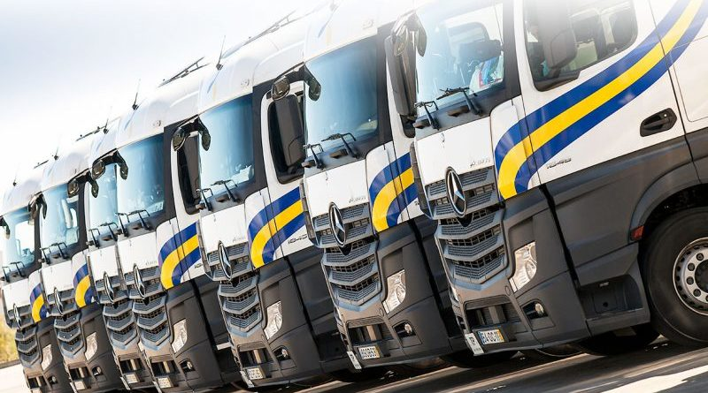 Realidad del transporte en España: Poco crecimiento y competencia feroz de las flotas de Rumania