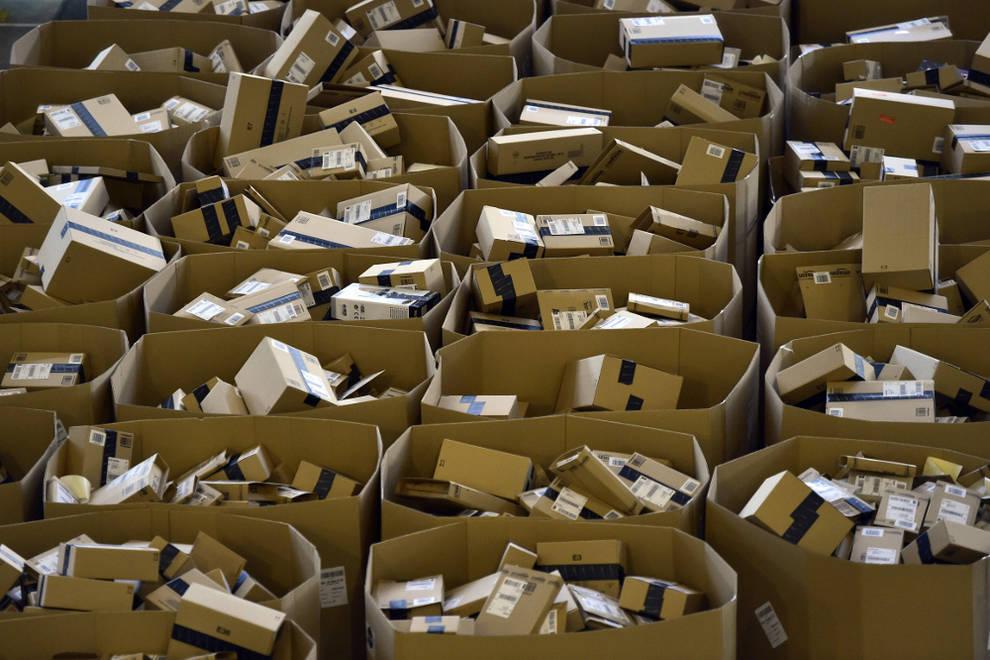 Amazon Logistics descubre las dificultades de la última milla