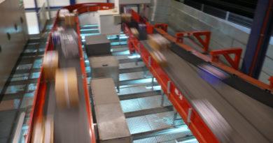 ¿Esta herida de muerte la paquetería industrial en España?