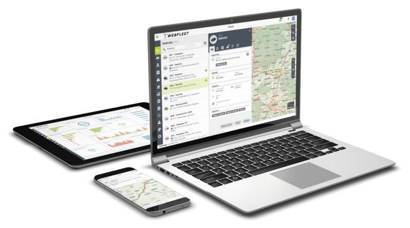 TomTom Telematics presenta la gestión de flotas de última generación
