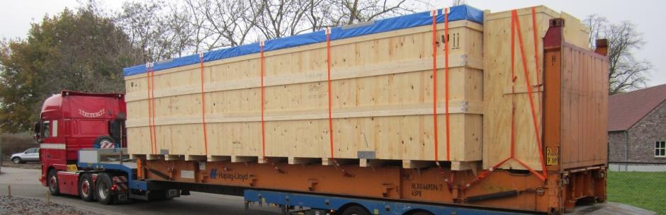 Trincaje de cargas en contenedores: 7 consejos para una entrega perfecta