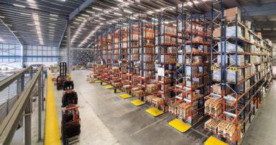 Miebach Consulting rediseña el centro de distribución Emuca en Valencia