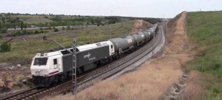 El fracaso del transporte ferrocarril en las operaciones logísticas