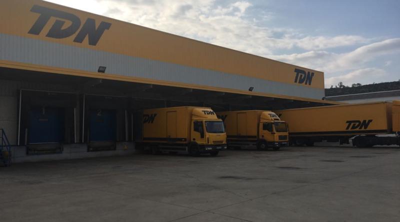TDN traslada su centro logístico en Logroño