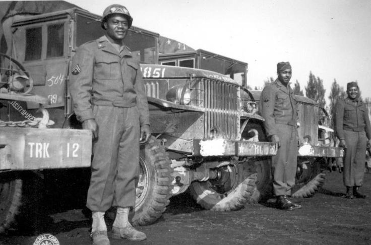 La logística en la historia: Red Ball Express - II Guerra Mundial-