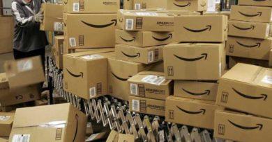 Los motivos del mal servicio de Amazon Logístics
