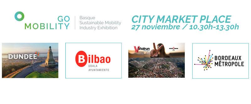 City Market Place, la forma de descubrir la distribución sostenible del futuro