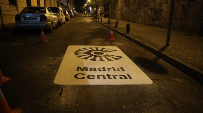 ¿Y si Madrid central es el escudo contra la economía colaborativa en el transporte?