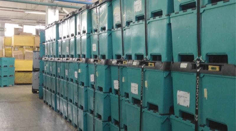 La gestión de los envases retornables en la logística