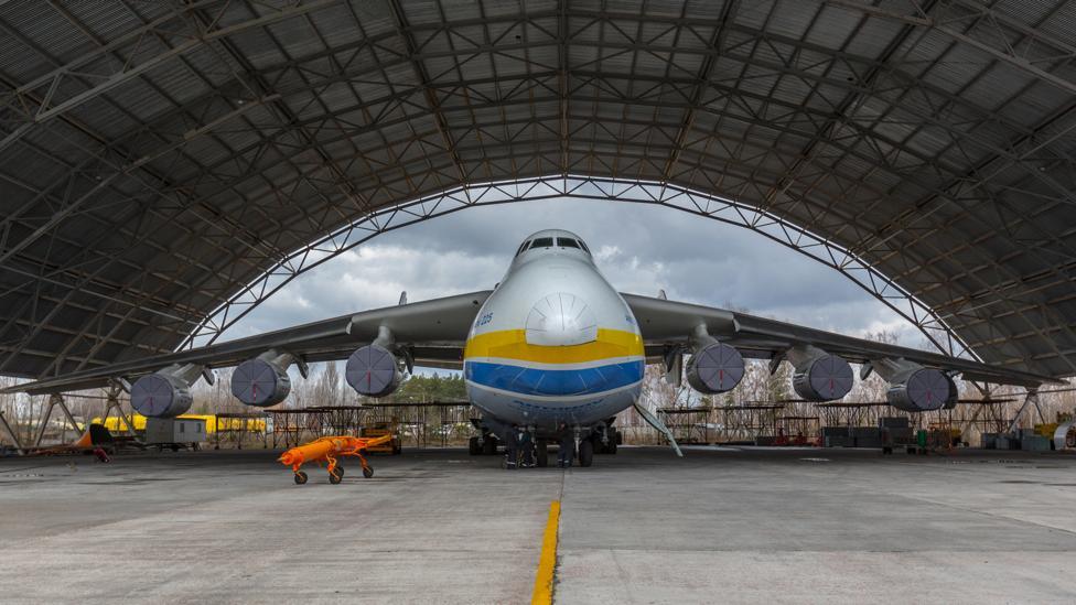 ¿Cuantas toneladas transporte un avión de carga aérea?