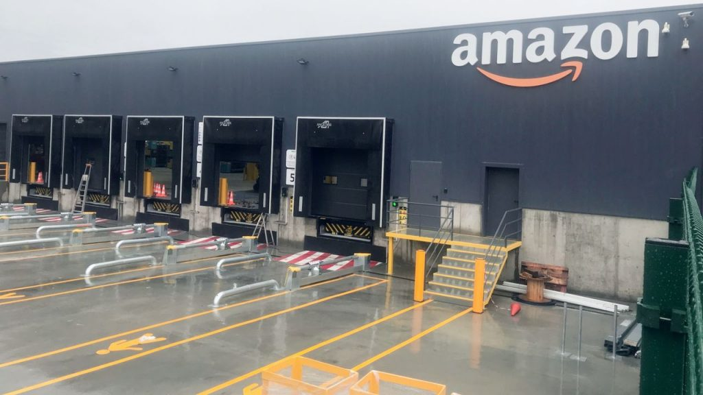 Así funciona Amazon Logistics
