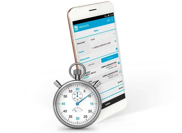 Las ventas de tu negocio en tu smartphone