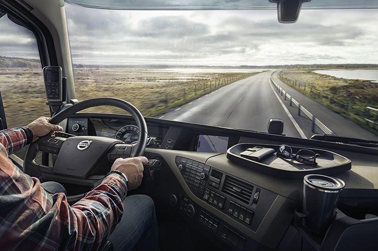 ¡Faltan conductores de camión!