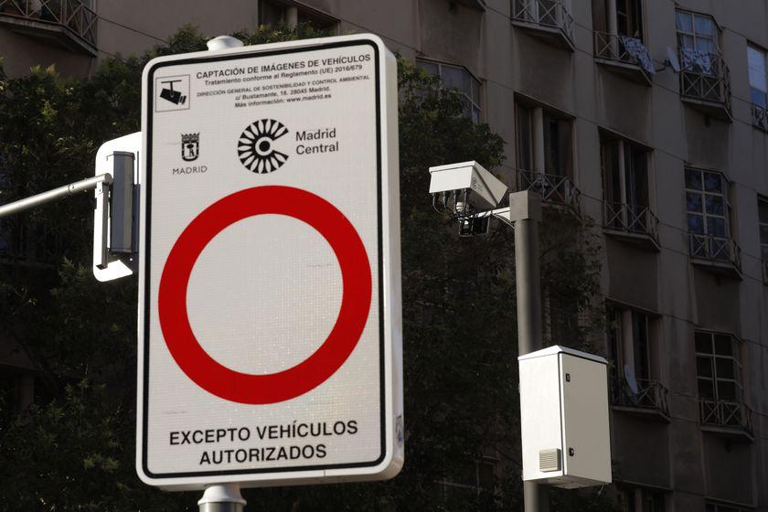 Las zonas urbanas de acceso restringido comienzan a ser una realidad