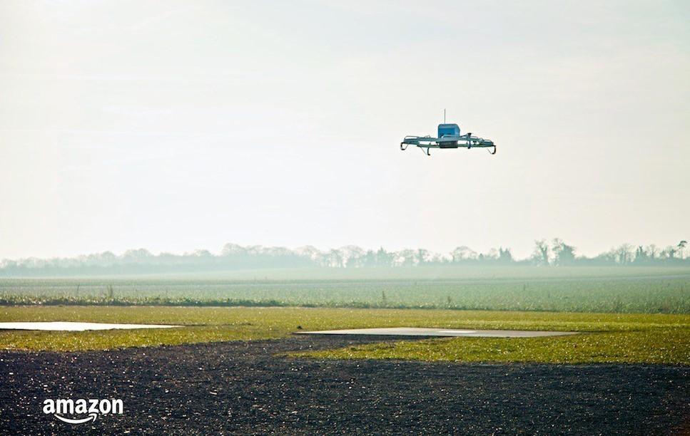 Las entregas con drones no revolucionaran el sector del transporte