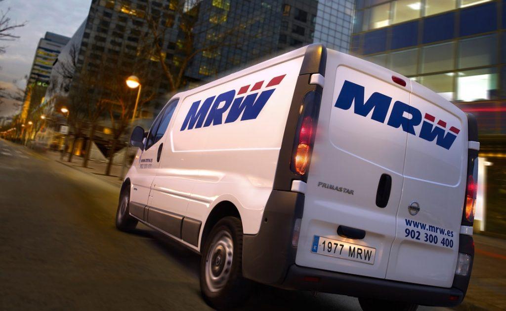 MRW, líder en los envíos de paquetería B2B en España
