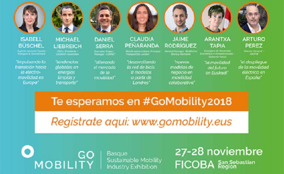 Qué ponentes y ponencias no debes perderte en Go Mobility 2018