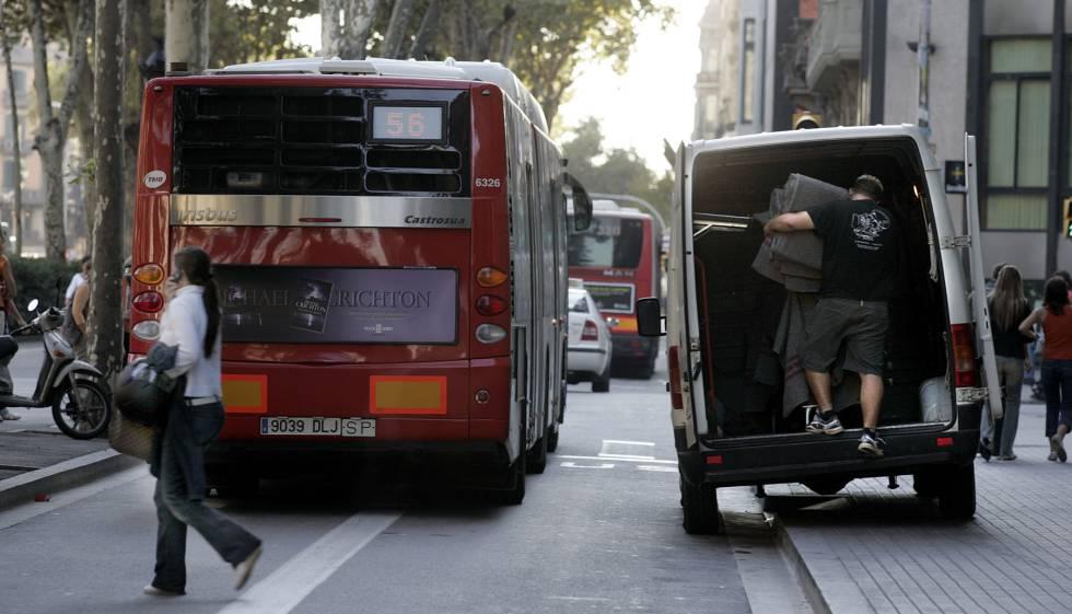 El ecommerce pone en jaque la movilidad urbana