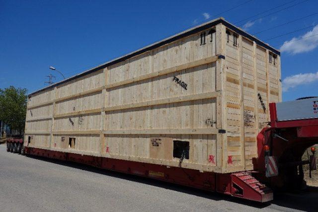 La importancia del embalaje industrial en la logística de transporte de mercancías