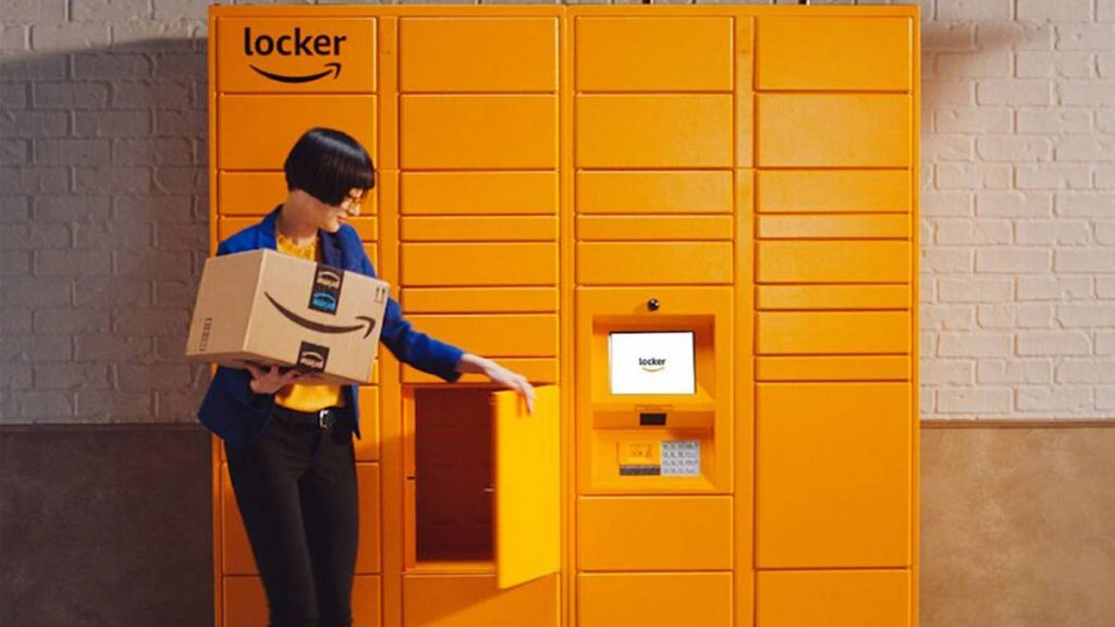 ¿Apuesta definitiva de Amazon por los lockers y puntos de conveniencia?