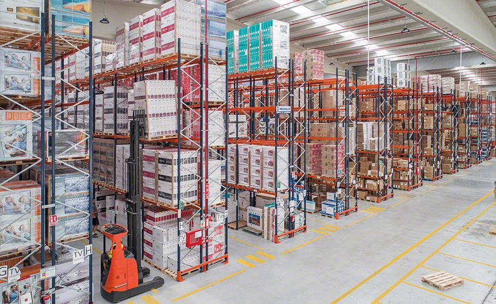 ¿Haces la inspección anual de las estanterías de tu almacén?