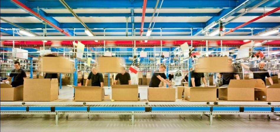 Descubre la Logística para ecommerce de Inditex