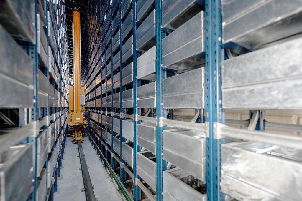 Conoce los principales sistemas de contol de Almacén (SCA)