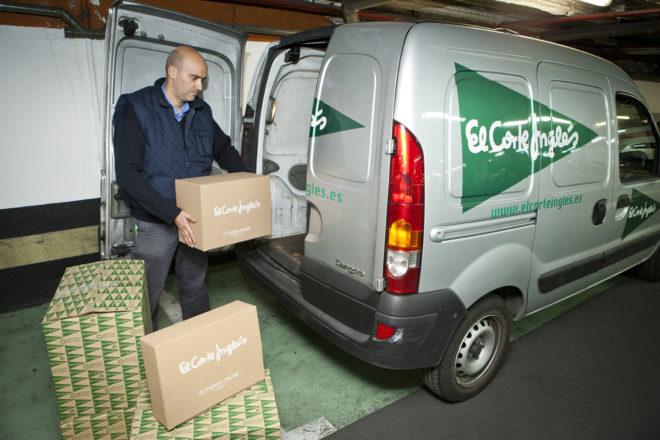 La logística, ¿salvavidas para El Corte Ingles?