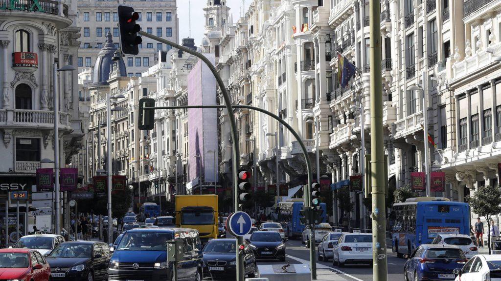 La congestión de tráfico no solo es culpa del transporte