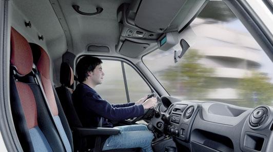 ¿Llega el tacógrafo a los vehículos de menos de 3.5 tns en transporte nacional?