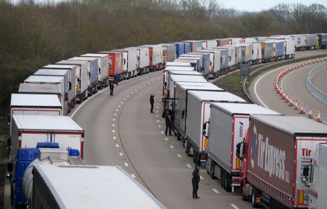 La dura vida del camionero, vista por dentro