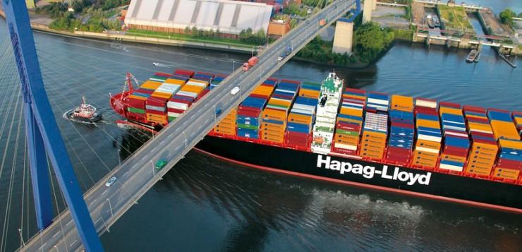 La realidad del transporte marítimo: Hapag-Lloyd gana más en 6 meses que los últimos 10 años
