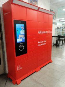 Alibaba también se suma a tener su propia red de Lockers en España