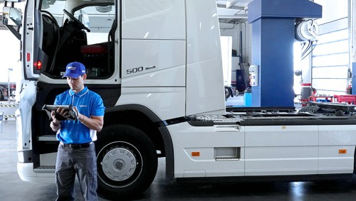 Auge en el sector de los camiones de segunda mano
